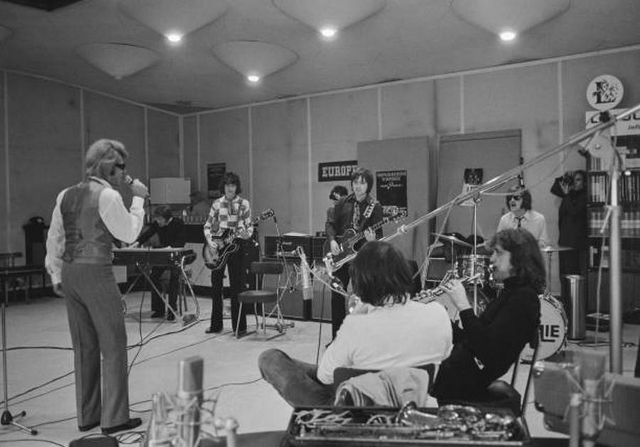 LES CONCERTS DE JOHNNY 'QUEBEC, CANADA 1969' Getty884