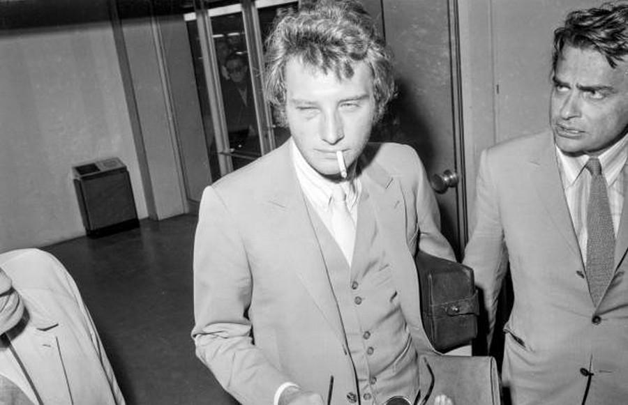 LES CONCERTS DE JOHNNY 'QUEBEC, CANADA 1969' Getty886