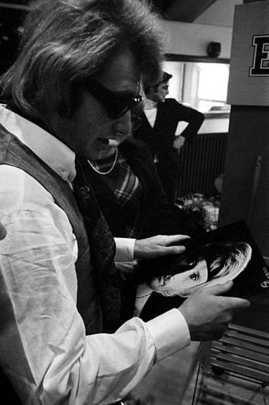 LES CONCERTS DE JOHNNY 'QUEBEC, CANADA 1969' Getty889