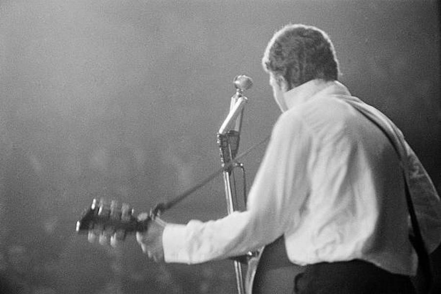 LES CONCERTS DE JOHNNY 'PALAIS DES SPORTS 1961' Gettyi76