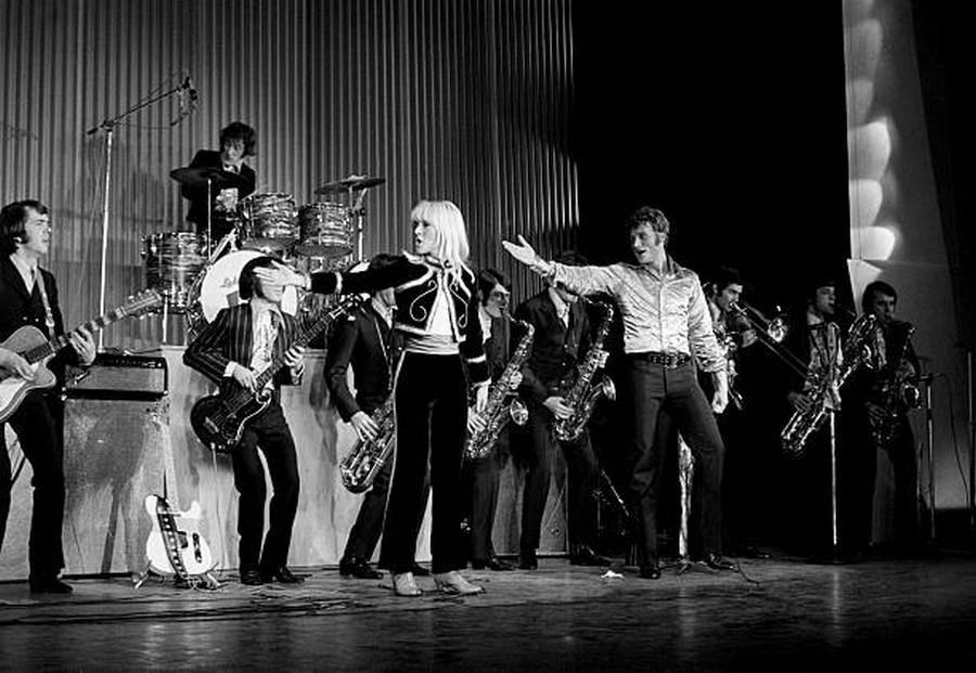 LES CONCERTS DE JOHNNY 'OLYMPIA DE PARIS 1967' Gettyi84