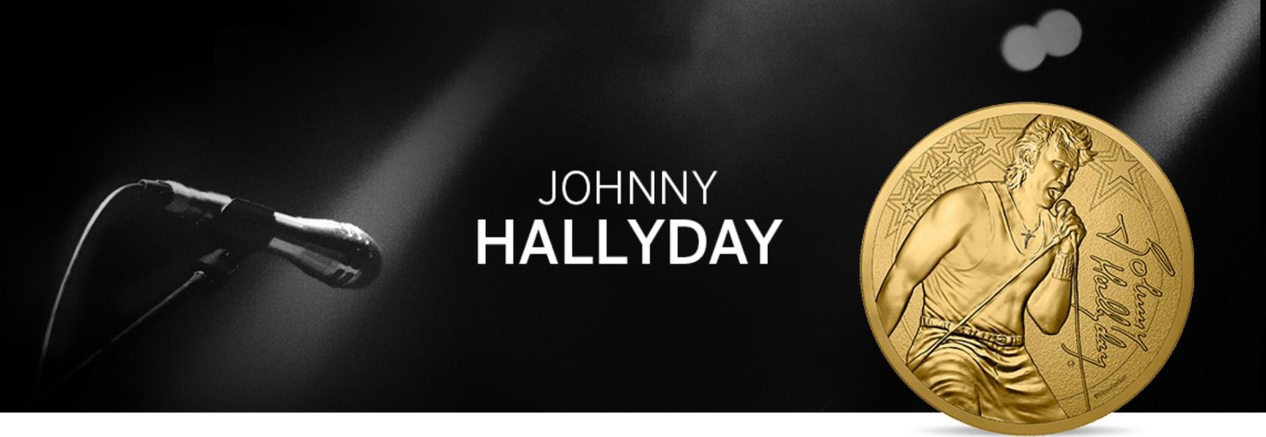 MONNAIE DE PARIS - JOHNNY HALLYDAY - 60 ANS DE SOUVENIRS ( 2020 ) Header11