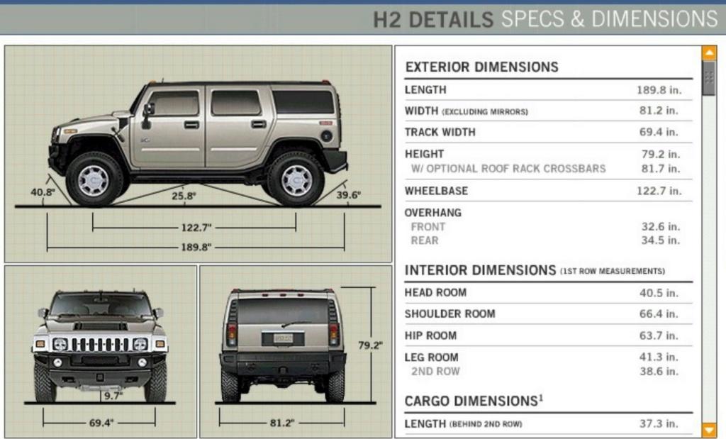 HUMMER H2 DE JOHNNY HALLYDAY ( A partir de 2004 ) Hummer38