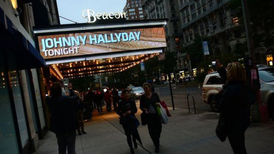 LES CONCERTS DE JOHNNY 'BEACON THEATRE, NEW YORK 2012' Image113