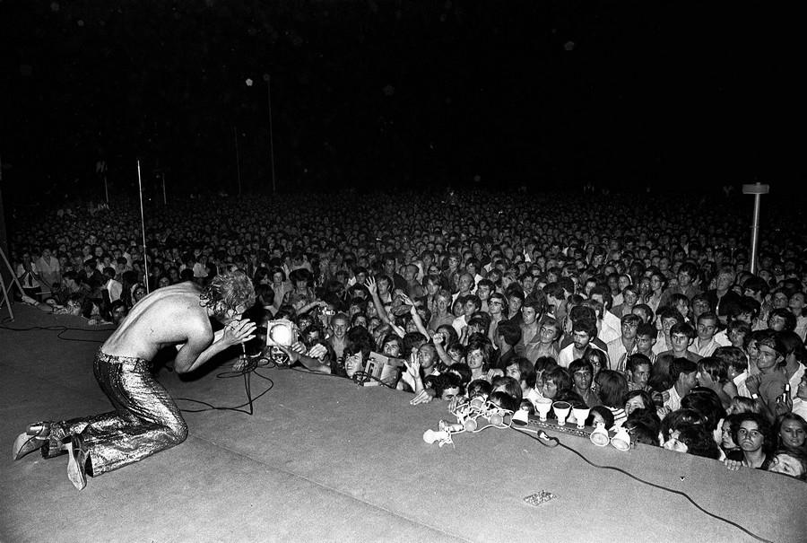 LES CONCERTS DE JOHNNY 'PORT BARCARES 1969' Image13