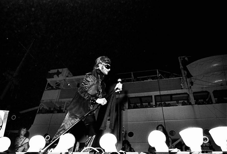 LES CONCERTS DE JOHNNY 'PORT BARCARES 1969' Image410