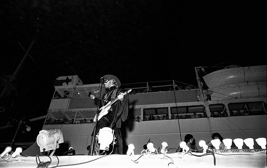 LES CONCERTS DE JOHNNY 'PORT BARCARES 1969' Image611