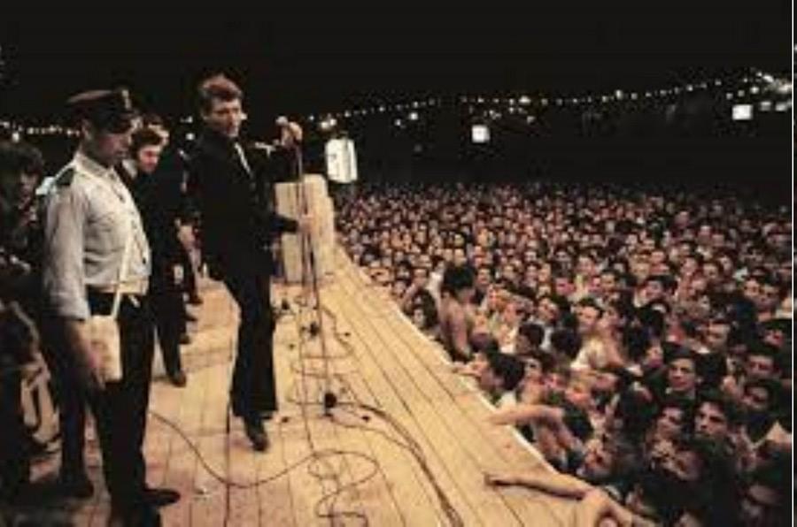 LES CONCERTS DE JOHNNY 'ROSARIO, ARGENTINE 1967' Images34