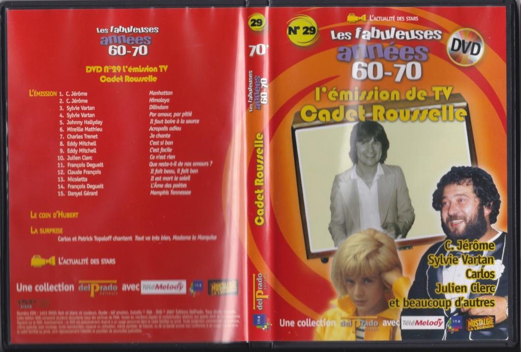 JAQUETTE DVD EMISSIONS TV , DOCUMENTS ,COMPILATIONS , ETC ( Jaquette + Sticker ) Img25