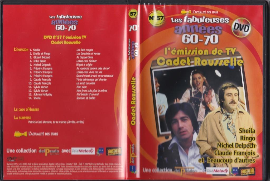 JAQUETTE DVD EMISSIONS TV , DOCUMENTS ,COMPILATIONS , ETC ( Jaquette + Sticker ) Img26