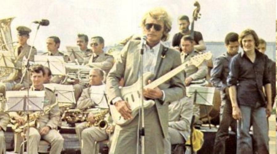 LES CONCERTS DE JOHNNY 'PORTE-AVIONS ''FOCH'', TOULON 1979' Img41010
