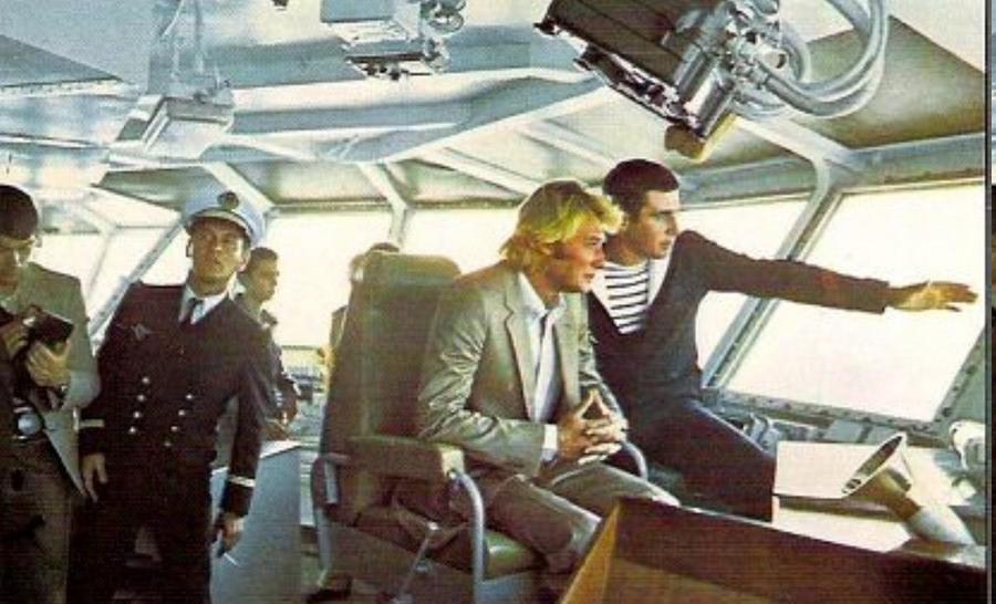 LES CONCERTS DE JOHNNY 'PORTE-AVIONS ''FOCH'', TOULON 1979' Img71011
