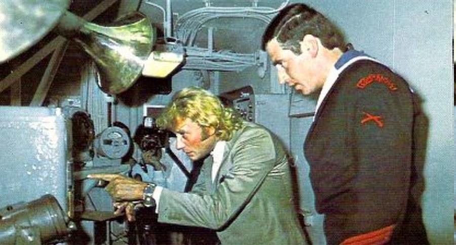 LES CONCERTS DE JOHNNY 'PORTE-AVIONS ''FOCH'', TOULON 1979' Img81011