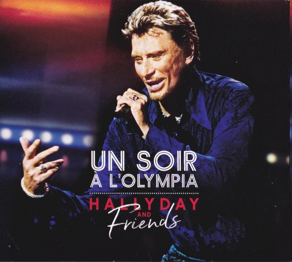 UN SOIR A L 'OLYMPIA - HALLYDAY AND FRIENDS ( 2 CD + 1 DVD ) Img_0065
