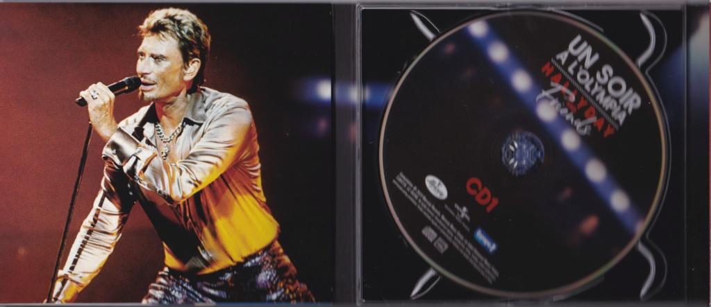 UN SOIR A L 'OLYMPIA - HALLYDAY AND FRIENDS ( 2 CD + 1 DVD ) Img_0068