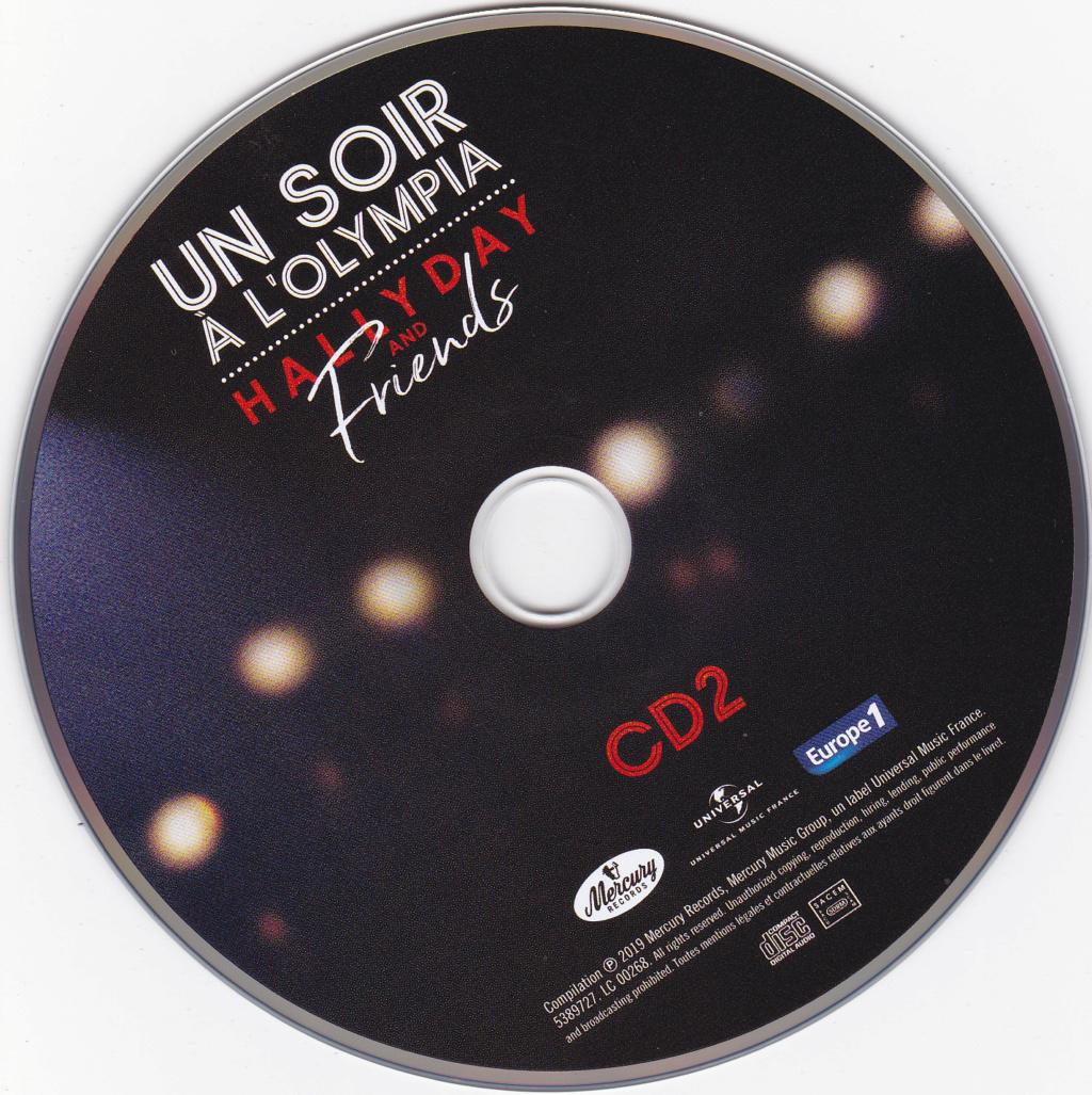 UN SOIR A L 'OLYMPIA - HALLYDAY AND FRIENDS ( 2 CD + 1 DVD ) Img_0076