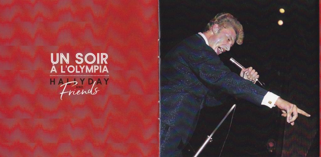 UN SOIR A L 'OLYMPIA - HALLYDAY AND FRIENDS ( 2 CD + 1 DVD ) Img_0078