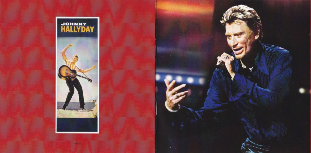 UN SOIR A L 'OLYMPIA - HALLYDAY AND FRIENDS ( 2 CD + 1 DVD ) Img_0079