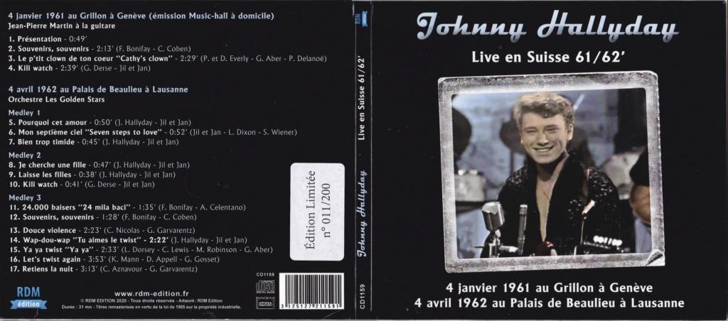 JOHNNY HALLYDAY LIVE EN SUISSE 61/62' (2020 ) Img_0118
