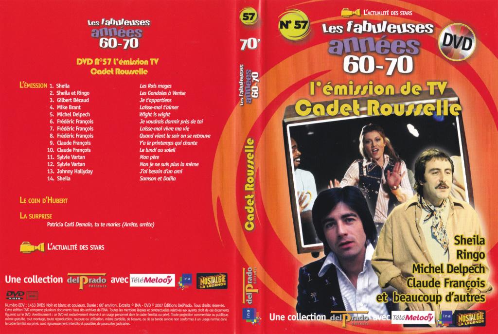 JAQUETTE DVD EMISSIONS TV , DOCUMENTS ,COMPILATIONS , ETC ( Jaquette + Sticker ) Img_0121