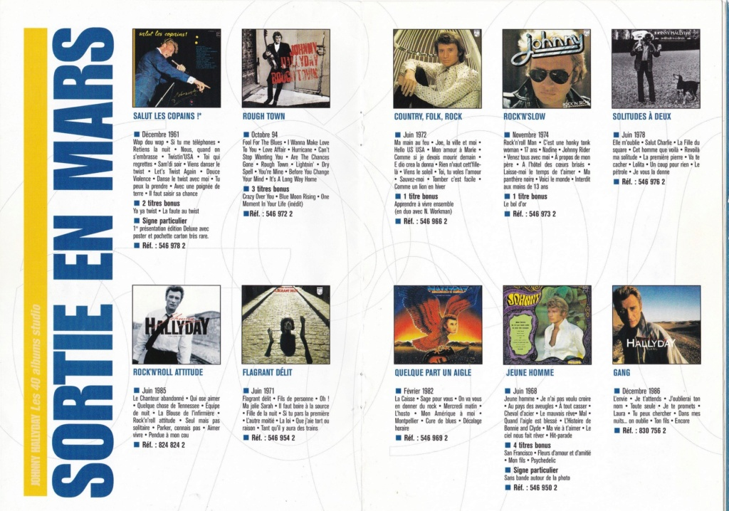 COLLECTION DES 40 ALBUMS CD ( UNIVERSAL )( 2000 ) Img_0167