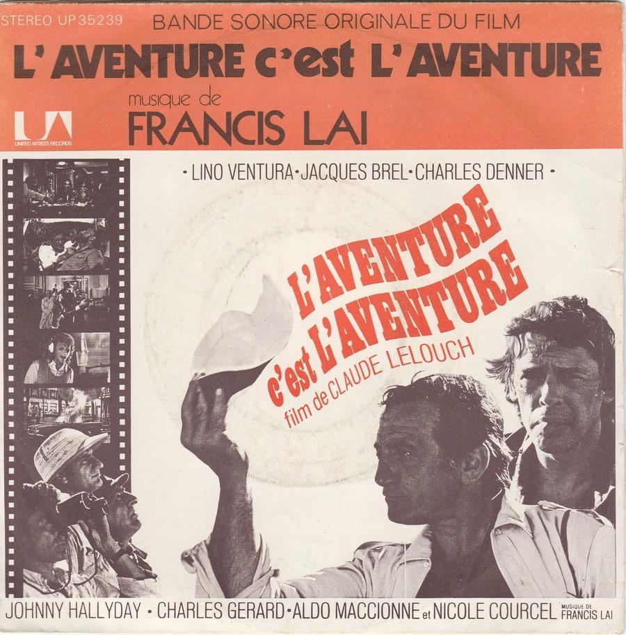 L'AVENTURE C'EST L'AVENTURE ( SP - LP )( TOUTES LES EDITIONS )( 1972-2018 ) Img_2135