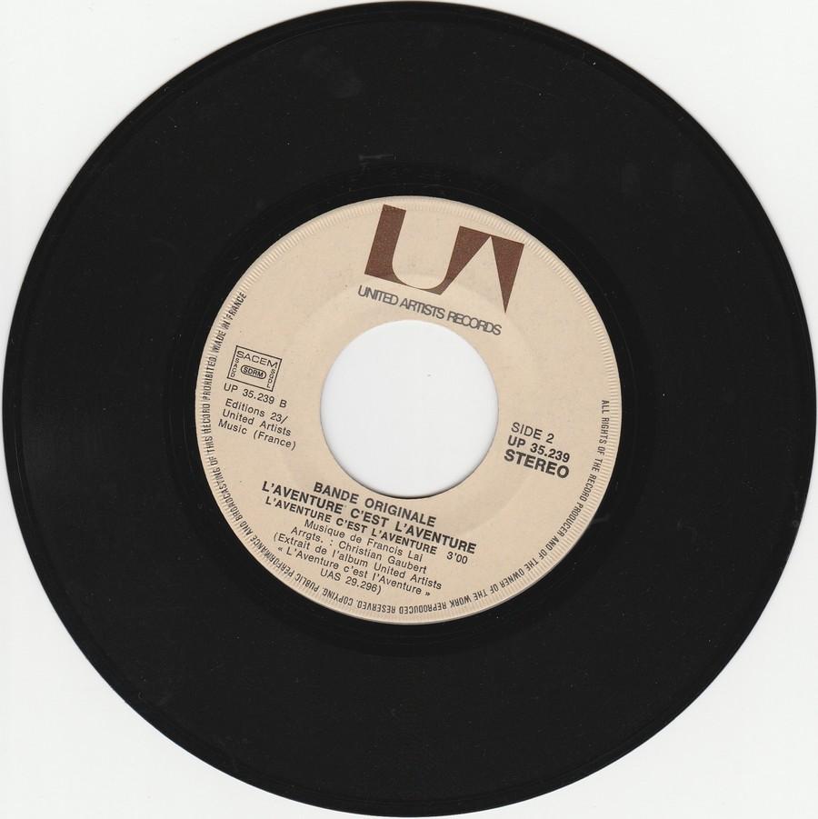 L'AVENTURE C'EST L'AVENTURE ( SP - LP )( TOUTES LES EDITIONS )( 1972-2018 ) Img_2136