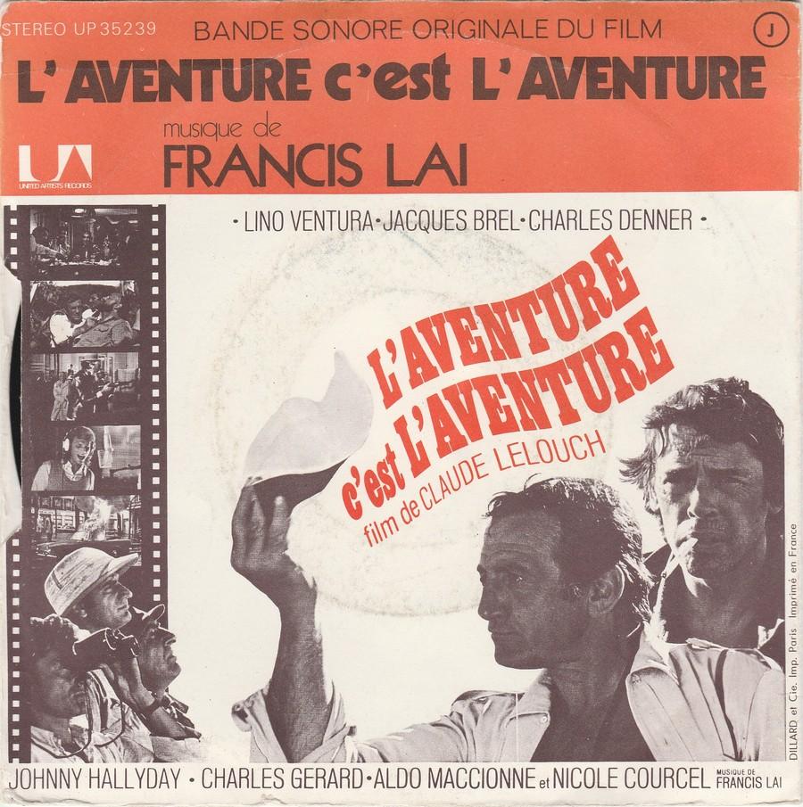 L'AVENTURE C'EST L'AVENTURE ( SP - LP )( TOUTES LES EDITIONS )( 1972-2018 ) Img_2137