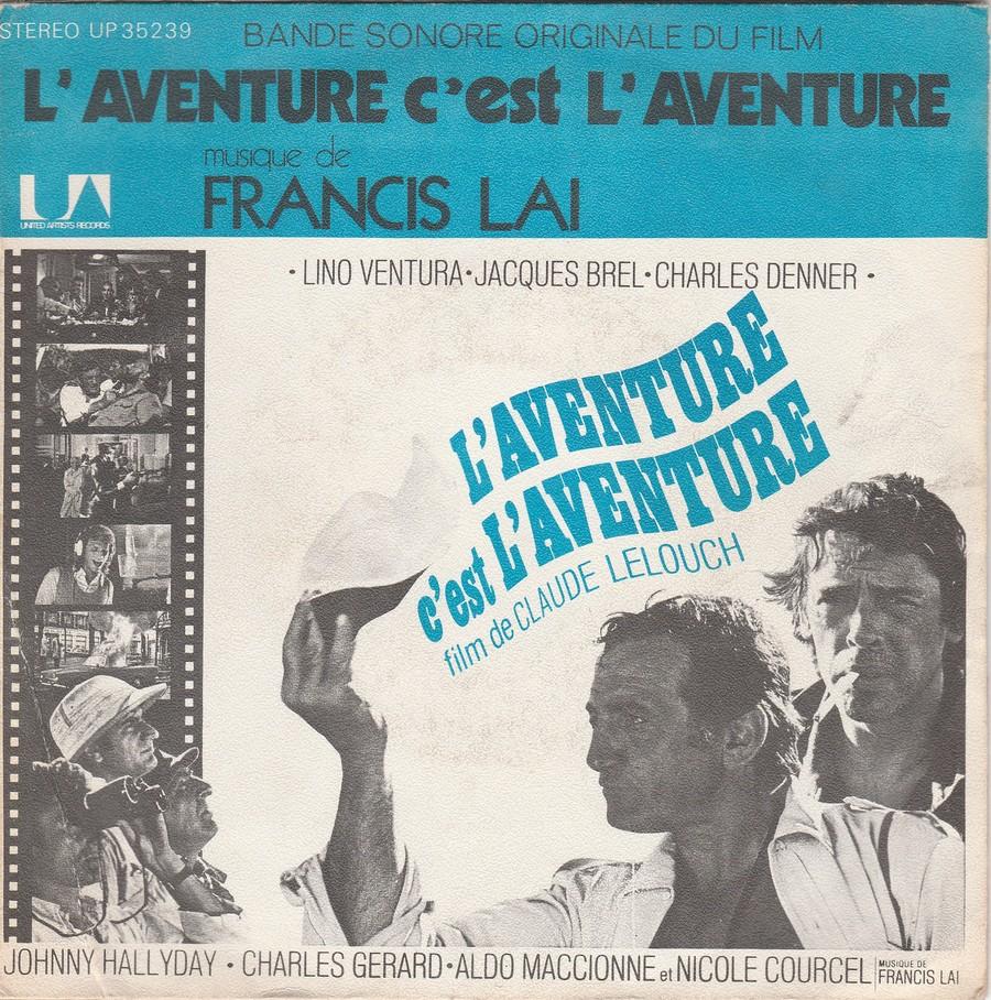 L'AVENTURE C'EST L'AVENTURE ( SP - LP )( TOUTES LES EDITIONS )( 1972-2018 ) Img_2140