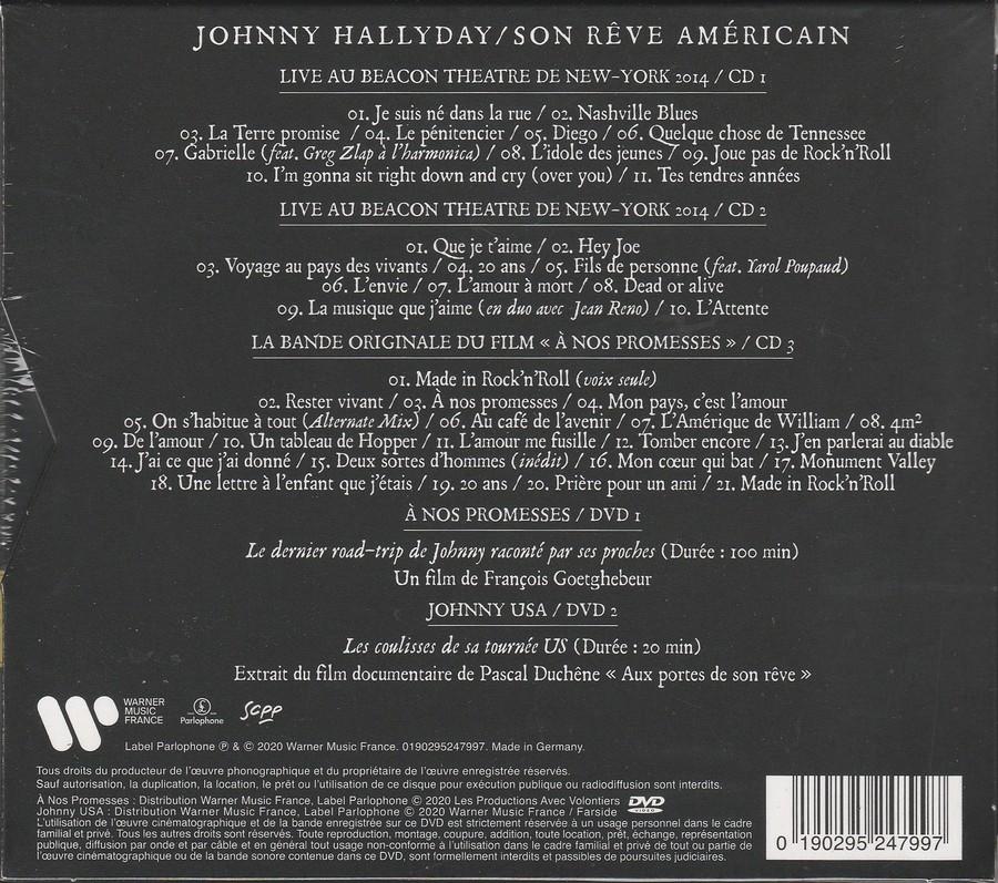 SON REVE AMERICAIN (  NOUVEAUTE WARNER )( 2020 ) Img_2155