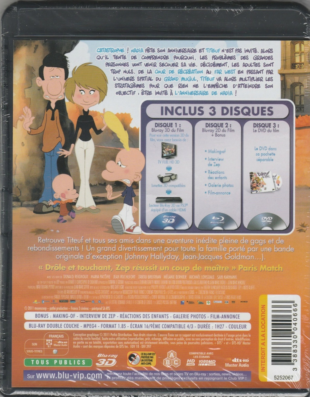 JAQUETTES BLU-RAY DISC ( CONCERTS, FILMS ) - Page 2 Img_2244