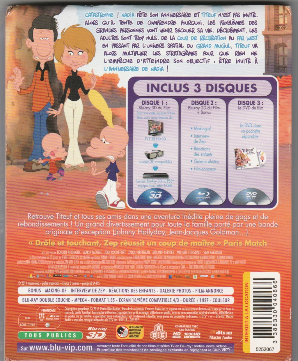 JAQUETTES BLU-RAY DISC ( CONCERTS, FILMS ) - Page 2 Img_2259