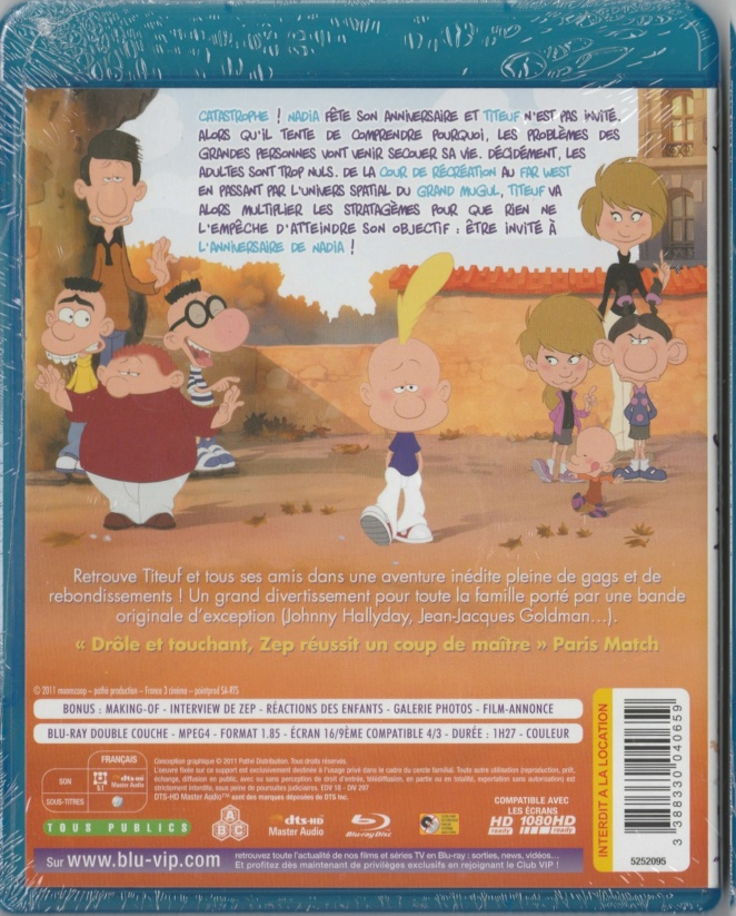 JAQUETTES BLU-RAY DISC ( CONCERTS, FILMS ) - Page 2 Img_2268