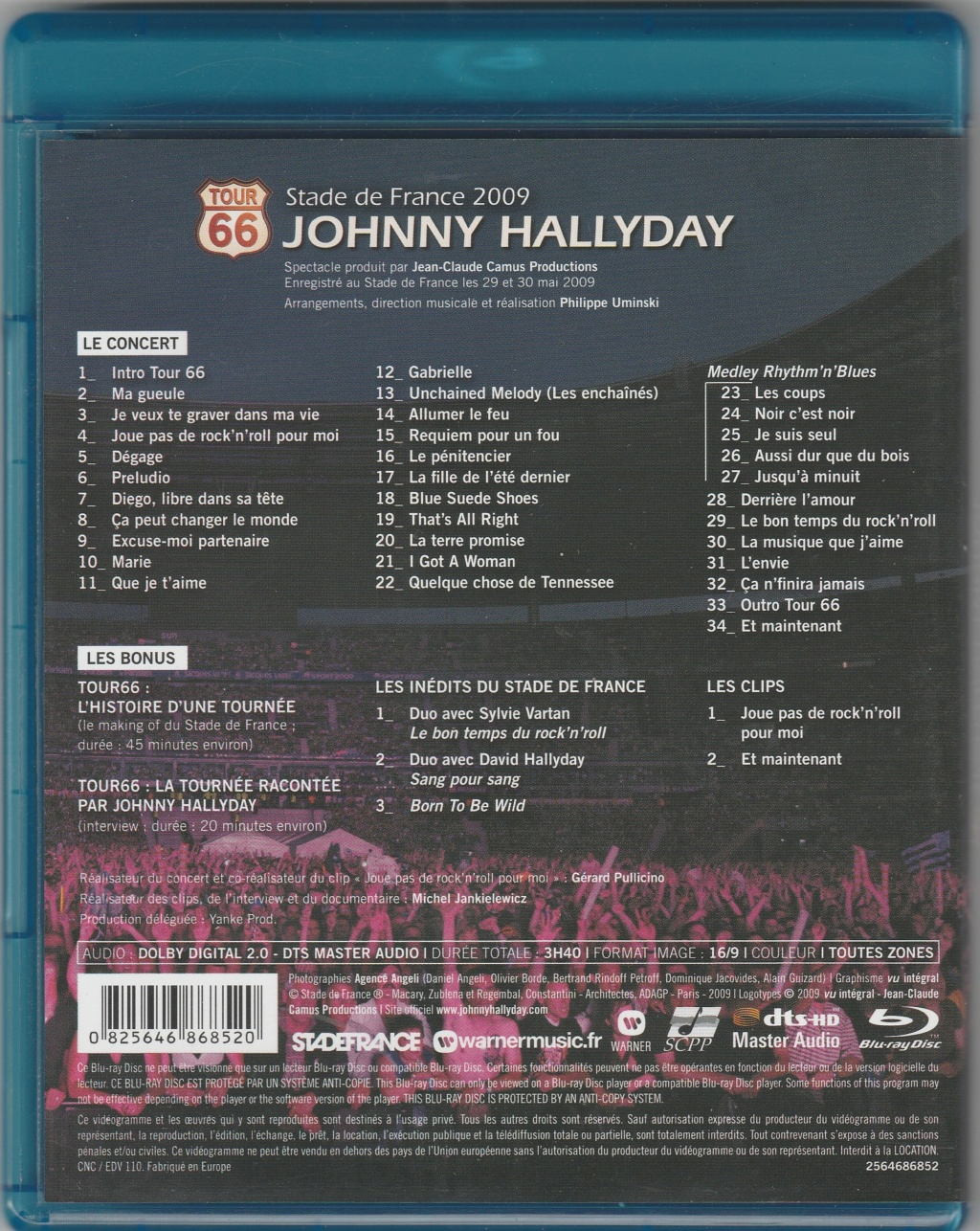 JAQUETTES BLU-RAY DISC ( CONCERTS, FILMS ) - Page 2 Img_2276