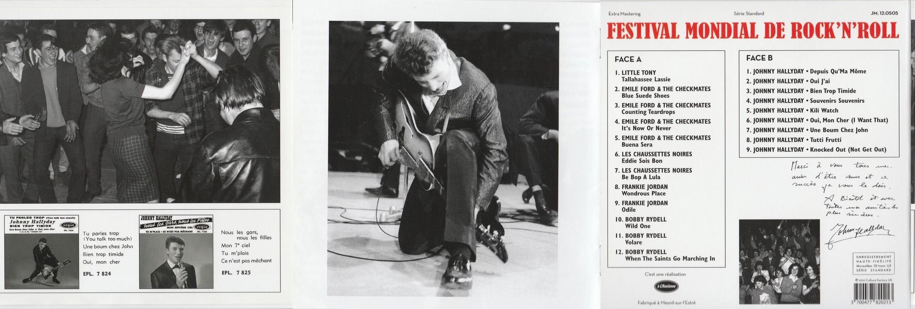 LES CONCERTS DE JOHNNY 'PALAIS DES SPORTS 1961' Img_2279