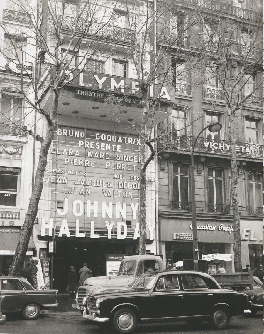 LES CONCERTS DE JOHNNY 'OLYMPIA 1961' Img_2281
