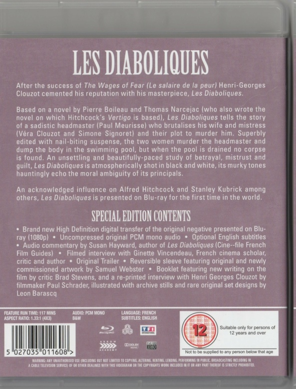 JAQUETTES BLU-RAY DISC ( CONCERTS, FILMS ) - Page 2 Img_2325