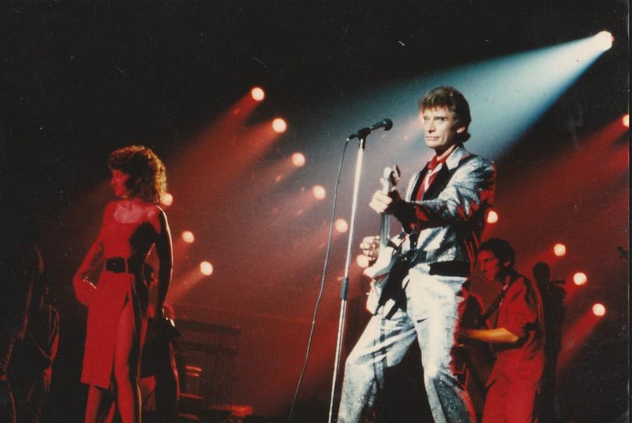 LES CONCERTS DE JOHNNY 'LE ZENITH DE PARIS 1984' Img_2341