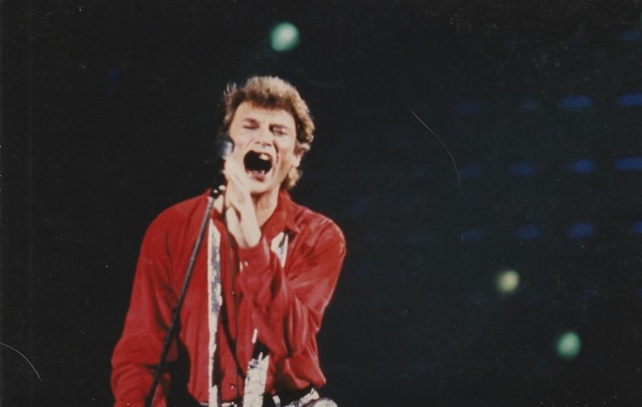 LES CONCERTS DE JOHNNY 'LE ZENITH DE PARIS 1984' Img_2343