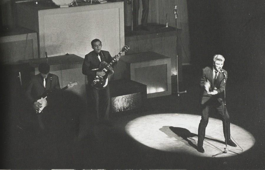 LES CONCERTS DE JOHNNY 'OLYMPIA DE PARIS 1964' Img_2445