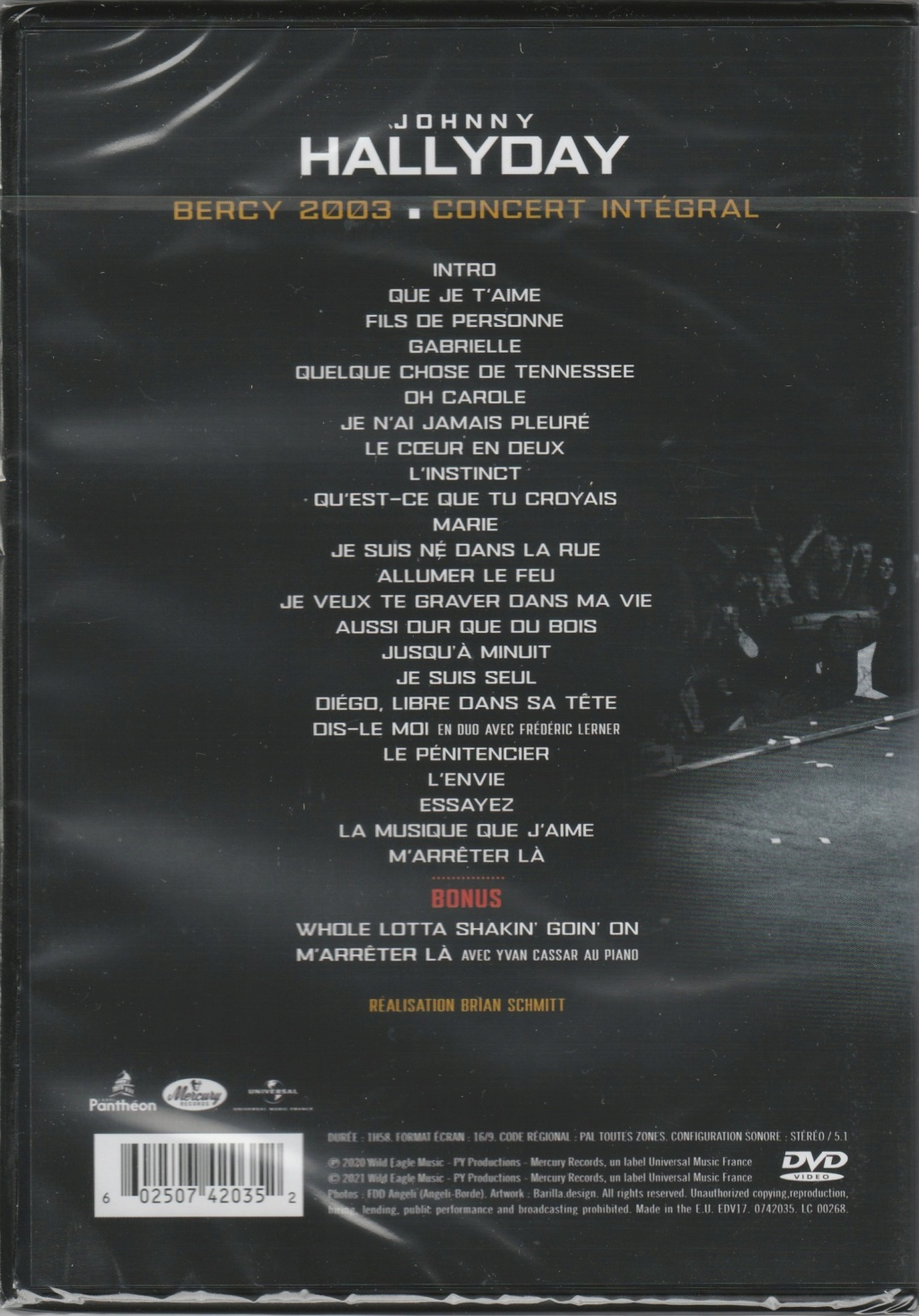 JAQUETTE DVD CONCERTS ( Jaquette + Sticker ) Img_2459