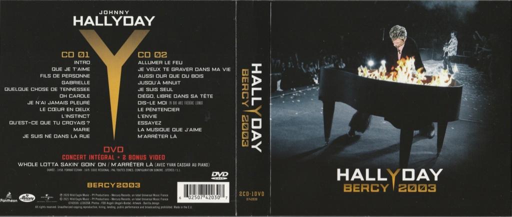 BERCY 2003 ( COMBO 2 CD + DVD )( INEDIT )( 2020 ) Img_2461