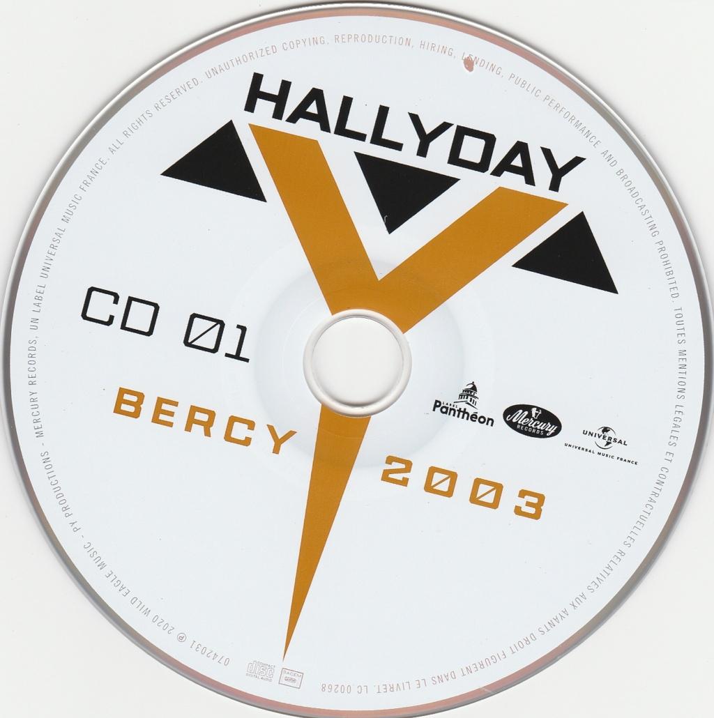 BERCY 2003 ( COMBO 2 CD + DVD )( INEDIT )( 2020 ) Img_2465