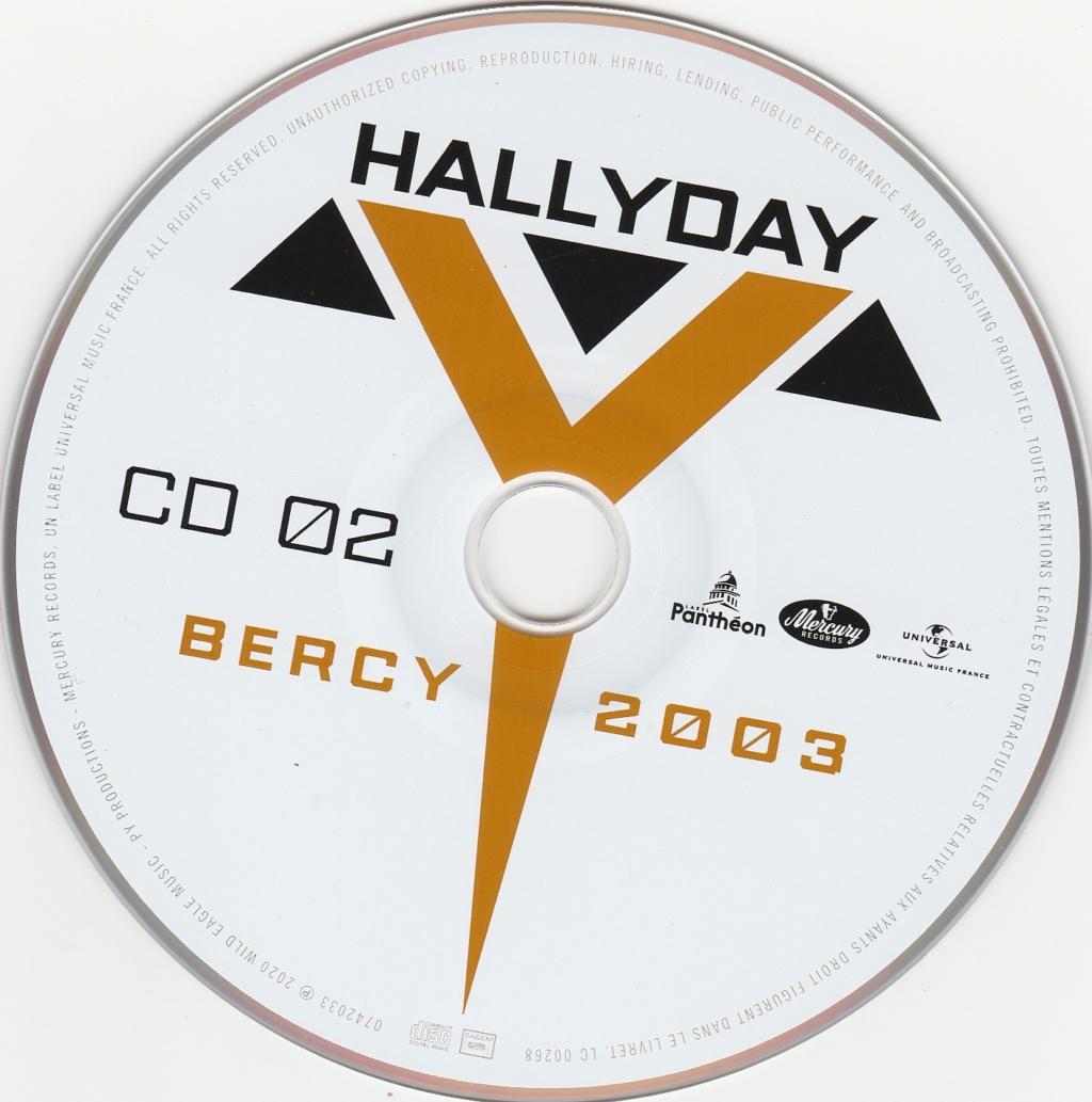 BERCY 2003 ( COMBO 2 CD + DVD )( INEDIT )( 2020 ) Img_2466