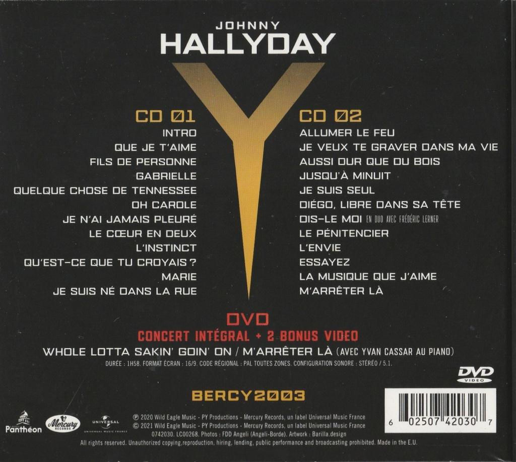 BERCY 2003 ( COMBO 2 CD + DVD )( INEDIT )( 2020 ) Img_2473