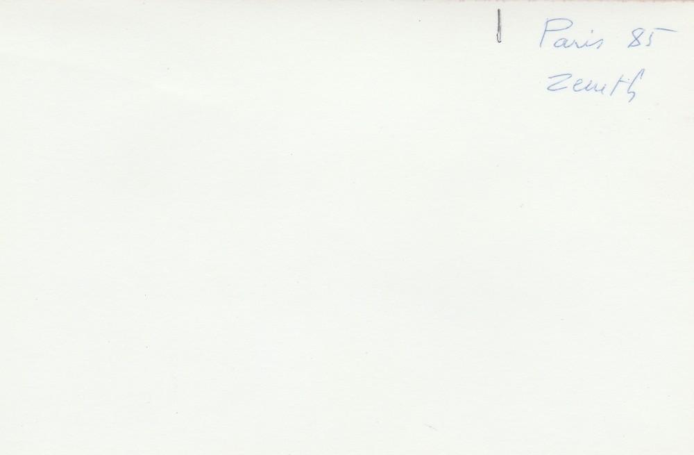 LES CONCERTS DE JOHNNY 'ZENITH 1985' ( JANVIER )( INEDIT ) Img_2512