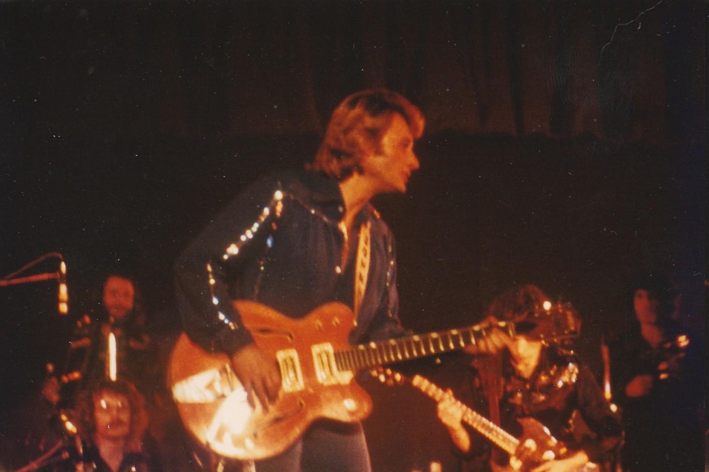 INÉDIT  :  JOHNNY HALLYDAY EN TOURNEE - HIVER 1978 -1979 ( PHOTOS INÉDITES )   Img_2628
