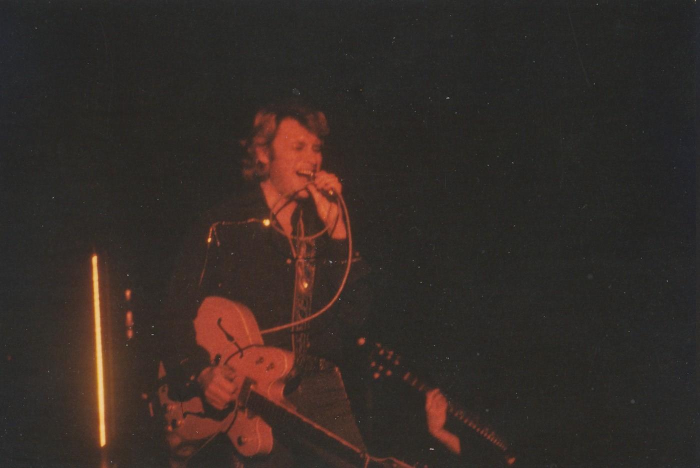 INÉDIT  :  JOHNNY HALLYDAY EN TOURNEE - HIVER 1978 -1979 ( PHOTOS INÉDITES )   Img_2629