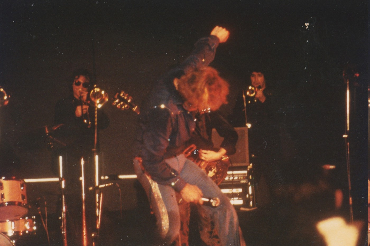 INÉDIT  :  JOHNNY HALLYDAY EN TOURNEE - HIVER 1978 -1979 ( PHOTOS INÉDITES )   Img_2630
