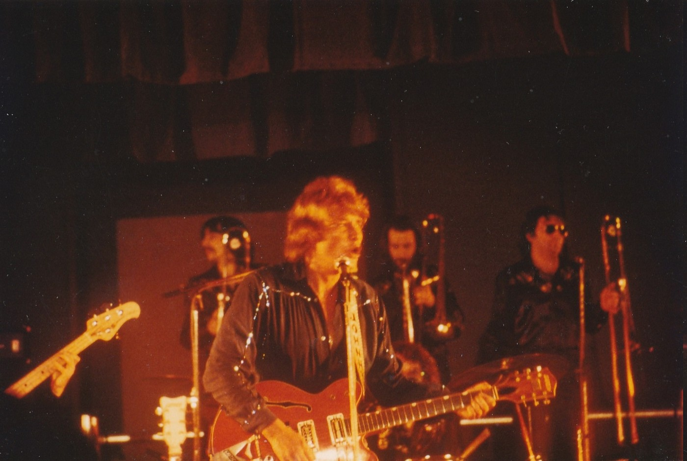 INÉDIT  :  JOHNNY HALLYDAY EN TOURNEE - HIVER 1978 -1979 ( PHOTOS INÉDITES )   Img_2632